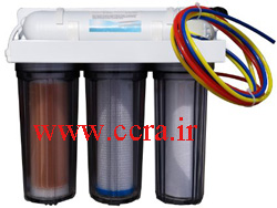 4-stage filtration for aquarium water