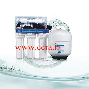 دستگاه تصفیه آب 4 مرحله اسمز معکوس