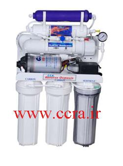 تصفیه آب خانگی 5 مرحله ای RO