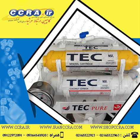 دستگاه تصفیه آب خانگی تک پیور مدل RO-T5230