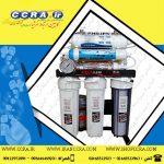 دستگاه تصفیه آب خانگی آکوا کلییر مدل BLACK RADIX-3100