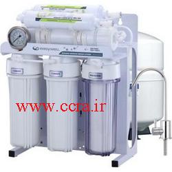 6 مرحله ای تصفیه آب خانگی