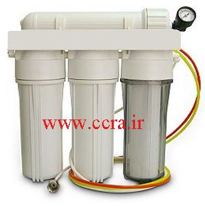 سیستم تصفیه آب خانگی 7 مرحله ای
