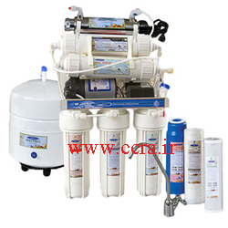 سیستم تصفیه آب 8 مرحله ای ro