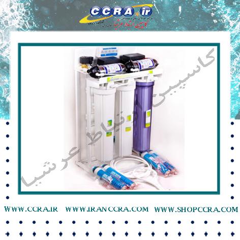ویژگی های دستگاه تصفیه آب نیمه صنعتی سافت واتر