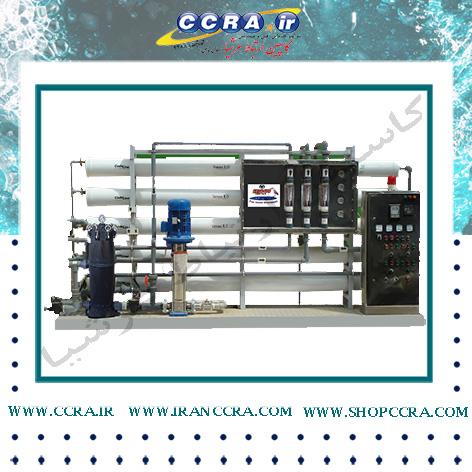 اجزاء تشکیل دهنده سیستم اسمز معکوس صنعتی