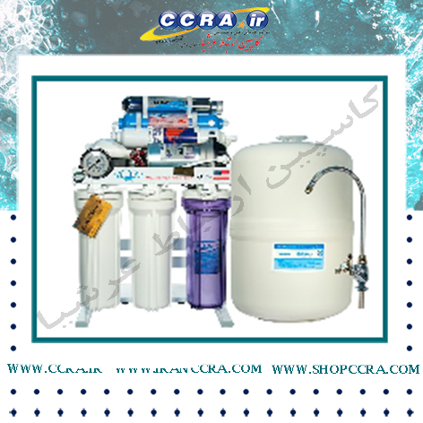 دستگاه تصفیه آب خانگی آکواسیف aqua safe