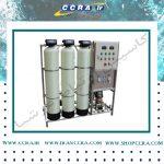ویژگی های سیستم دیونایزر تصفیه آب صنعتی
