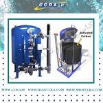 کربن موجود در فیلتر تصفیه آب چه آلاینده هایی را حذف می کند ؟