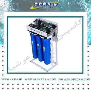 دستگاه تصفیه آب نیمه صنعتی 200 گالنی C.C.K