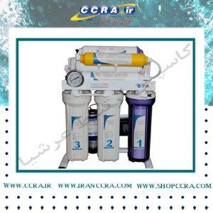 دستگاه تصفیه آب هشت مرحله ای آکوا لاین aqua line