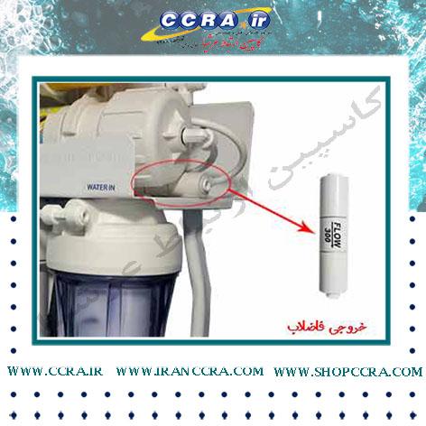علت قطع خروجی فاضلاب از دستگاه های تصفیه آب خانگی