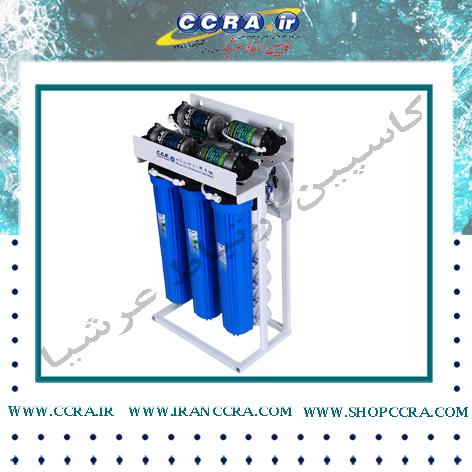 دستگاه تصفیه آب نیمه صنعتی ۴۰۰ گالنی C.C.K :