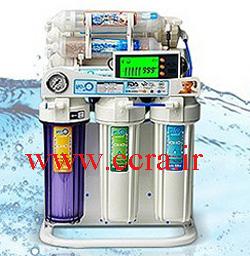 تصفیه آب خانگی 8 مرحله ای