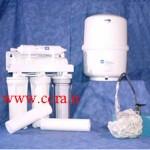 سیستم تصفیه آب زیر سینکی