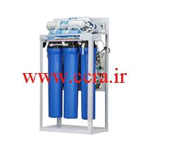 تصفیه آب نیمه صنعتی دارای فیلتر uv و ro