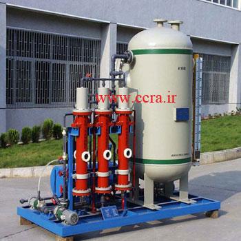 دستگاه ضد رسوب زدابرای آب دریا