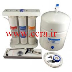سیستم تصفیه آب خانگی دارای تانک ذخیره تحت فشار