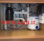 دستگاه تصفیه آب زیر سینکی