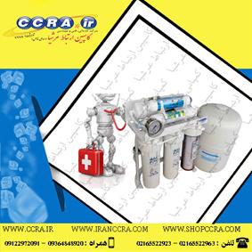 عیب های دستگاه تصفیه آب و تعمیر دستگاه