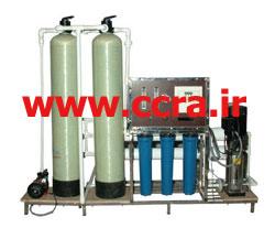 دستگاه آب تصفیه کن صنعتی