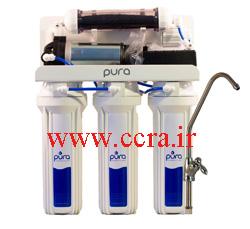 دستگاه تصفیه آب خانگی pura